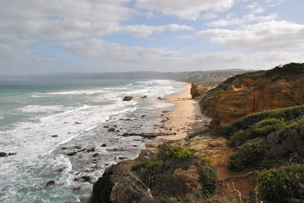 Warrnambool coastline