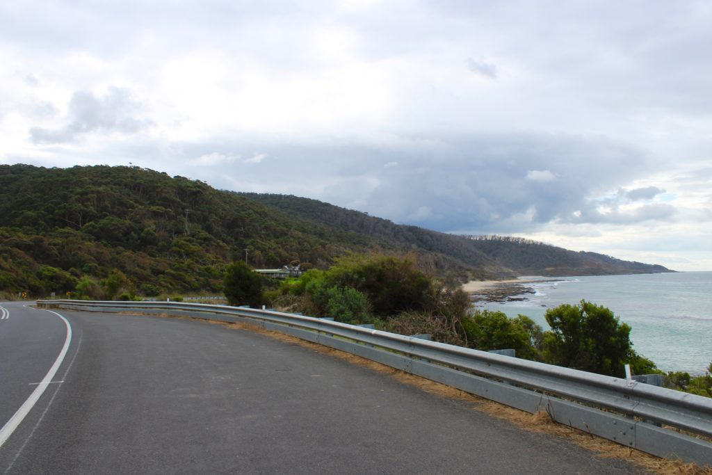 the road to wye river and kennett river
