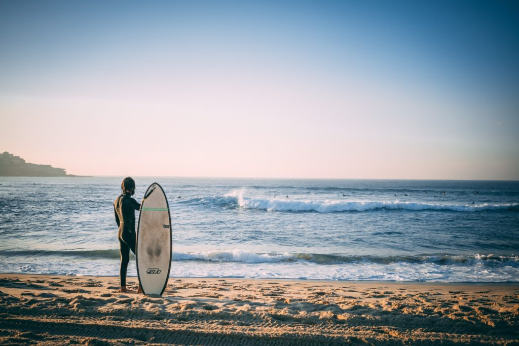 things to do in port campbell: surf
