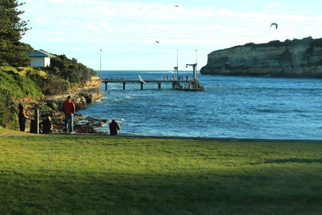 port campbell foreshore