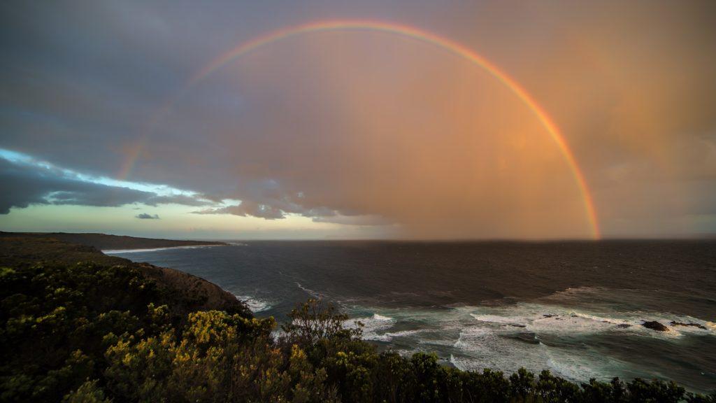 weather along the great ocean walk