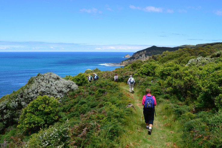 Day 5 on the Great Ocean Walk