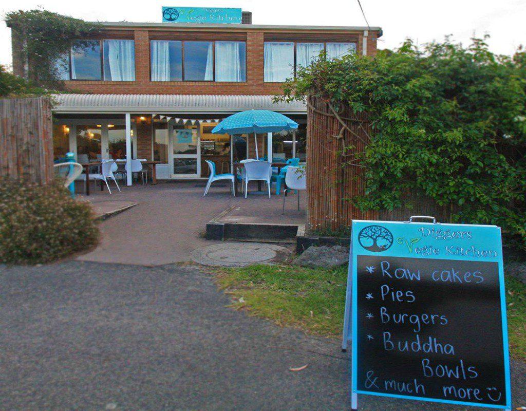 Anglesea cafe