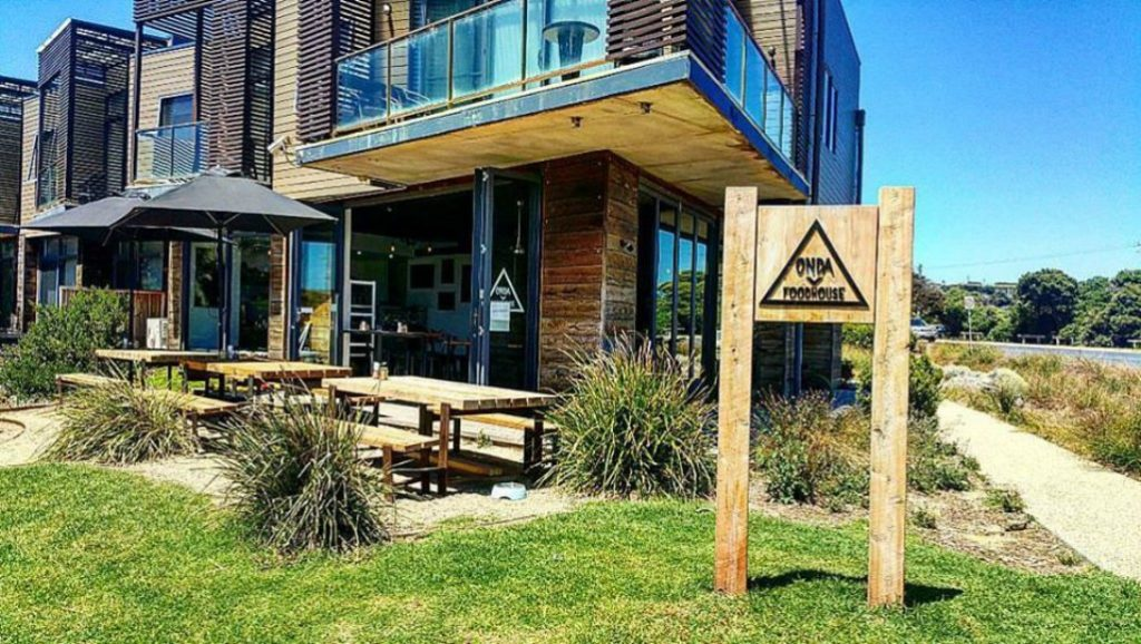 Aireys Inlet Cafe