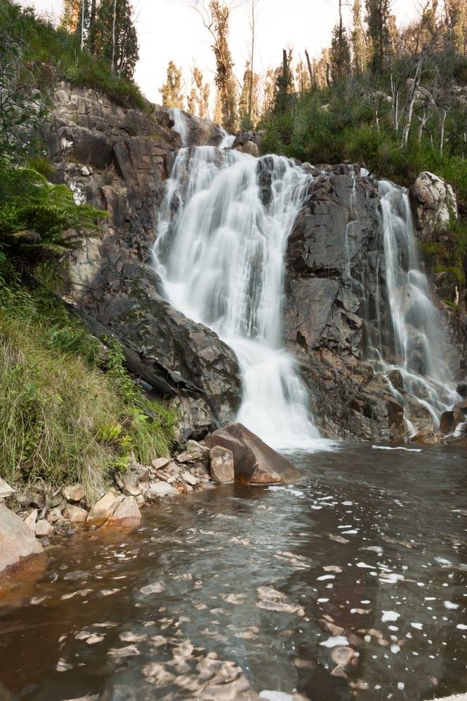 Stevenson Falls waterfall along Great Ocean Road