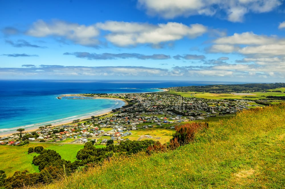 mariners lookout in Apollo Bay