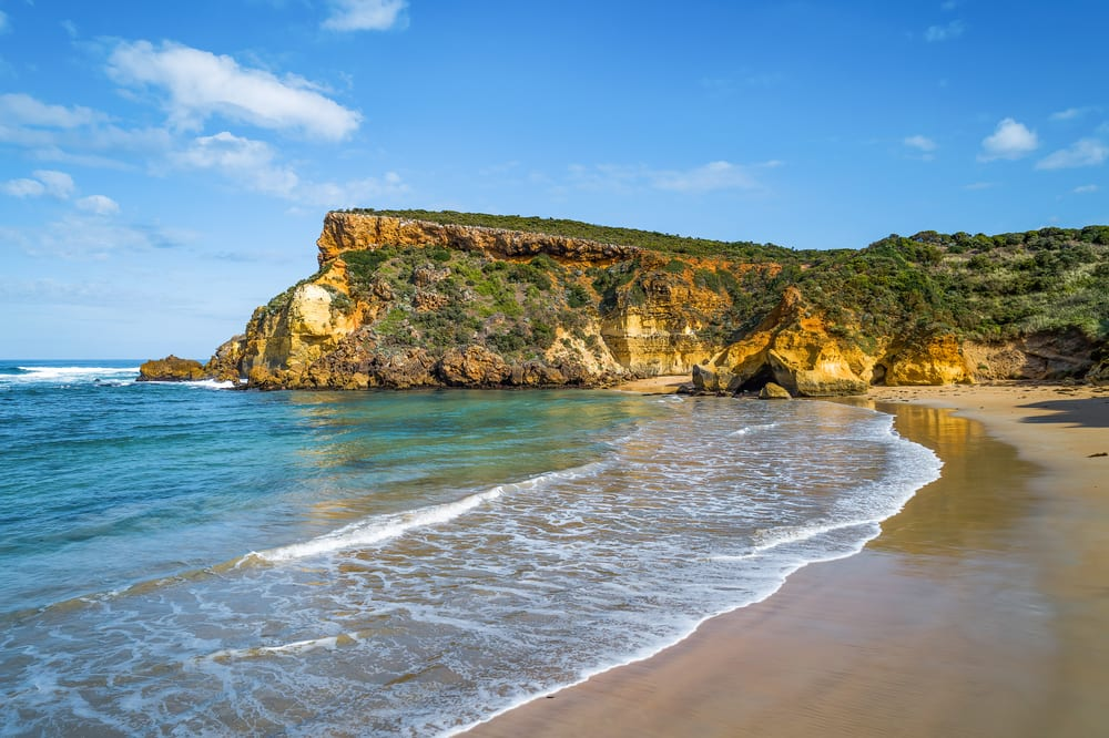 Great Ocean Road attraction Childers Cove