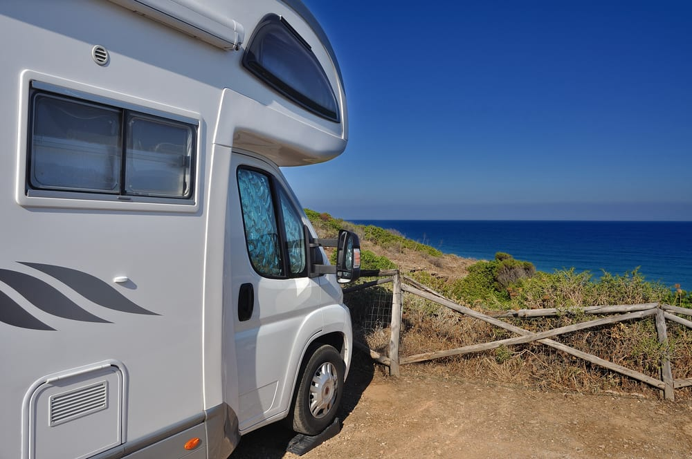 great ocean road caravan park