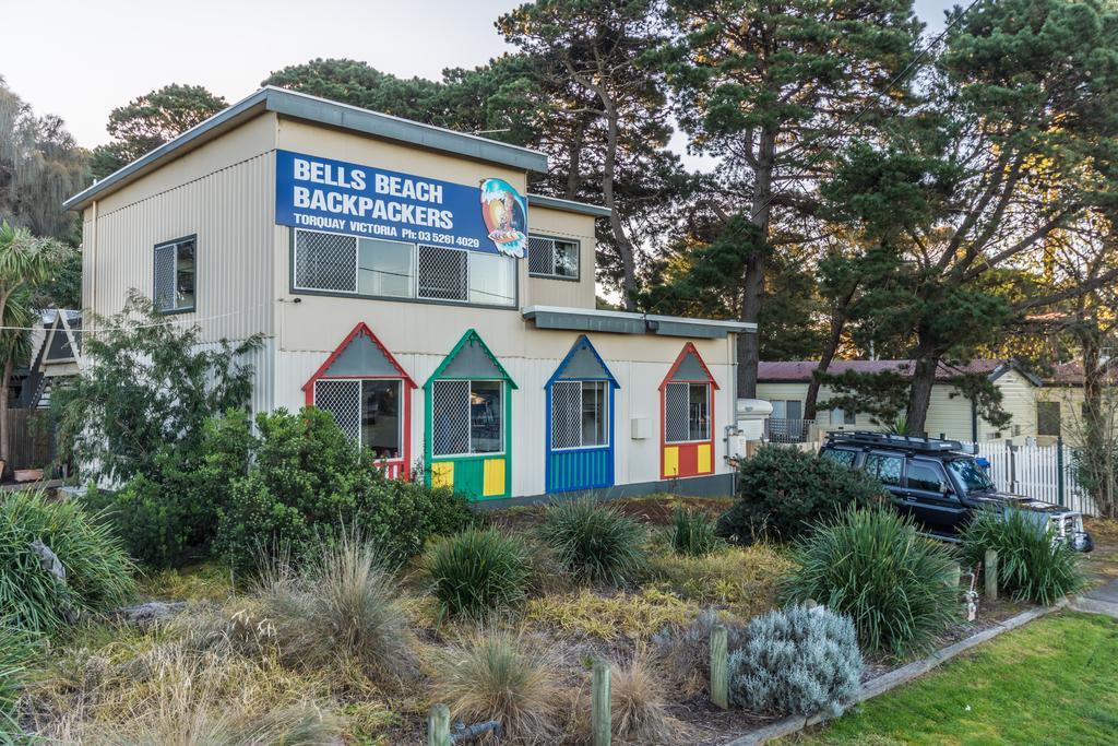 bells beach accommodation