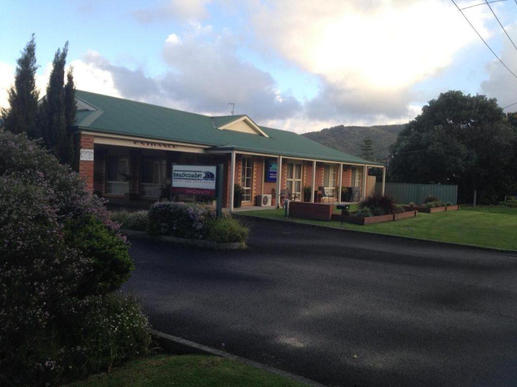 cheap accommodation in apollo bay